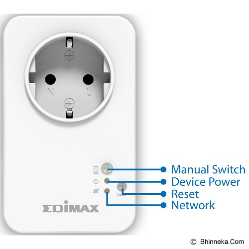 EDIMAX Smart Plug Switch [SP-1101W] - Home Automation